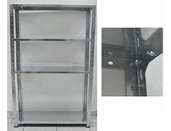 Regál policový 700x300x1370mm/4police pzn