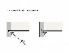 Stabilizátor zad s vrutem 3,5x20