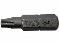 Bit T20 - 25mm, WERA