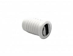 Magnet nábytkový závrtný, bílá, průměr 9mm