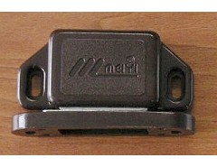 Magnetická sklapka MC 01B HNĚDÁ-PP