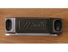 Magnetická sklapka MC 02A HNĚDÁ