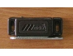 Magnetická sklapka MC 03A HNĚDÁ