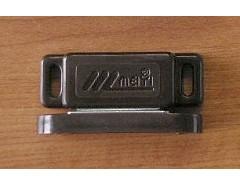 Magnetická sklapka MC 03B HNĚDÁ-PP