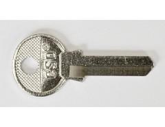 Odlitek klíče Fe 32+38 mm ESO, Ms 40 mm ESO