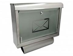 LEO - NEREZ pošt.schránka 400x390x100mm