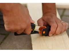 1023618 Nůž Hardware univerzální + pouzdro s brouskem