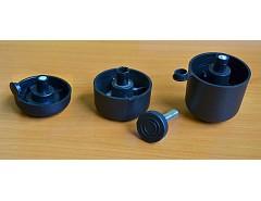 Kluzák rektifikační PH prům.10x50xH17 v.17-34mm
