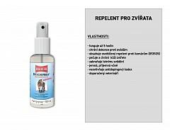 Repelent proti komárům a klíšťatům pro zvířata, pumpovací sprej 100 ml, BALLISTOL 26833