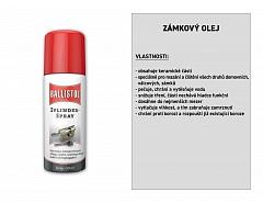 Zámkový olej sprej v blistru 50 ml, BALLISTOL 25954