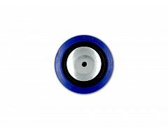 Rolna N.D. - kolečko transportní modré guma průměr 100x33