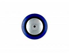 Rolna N.D. - kolečko transportní modré guma průměr 160x48