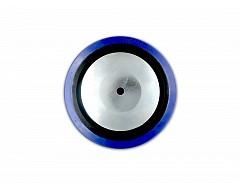 Rolna N.D. - kolečko transportní modré guma průměr 200x48