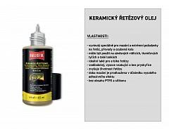 Keramický řetězový olej, kapalný 65ml, BALLISTOL 28053