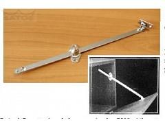 Rozpěra nábytková aretační 265mm RE05
