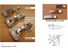 Závěs ESO typ naložený+podl. RD-03A