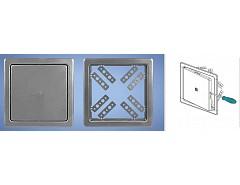 Vanová dvířka NVD 200x250 NEREZ 0125