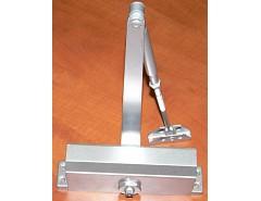 Zavírač  7003/vel.4 65-90kg stříbrný