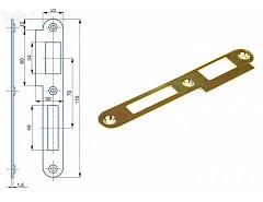 Protiplech K-182 2/2 BZn''L'' 72mm