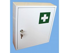 "Lékárnička BÍLÁ 315 x 360 x 100 (L11)""X"" velká"