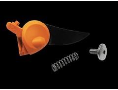 1026277 ND čepel, šroubek,pružina pro nůžky PX94